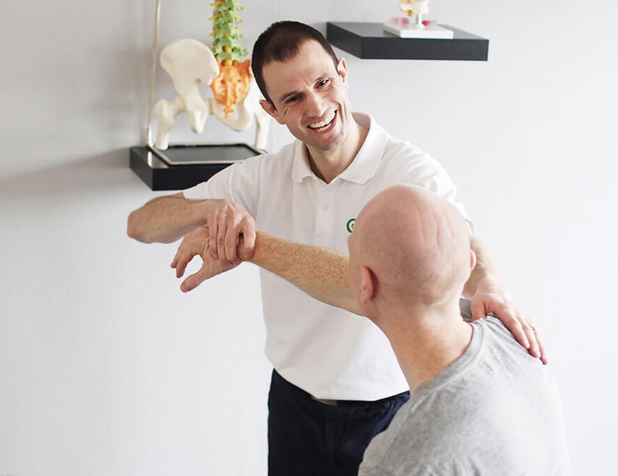 Helseforsikring kiropraktor - behandling av plager