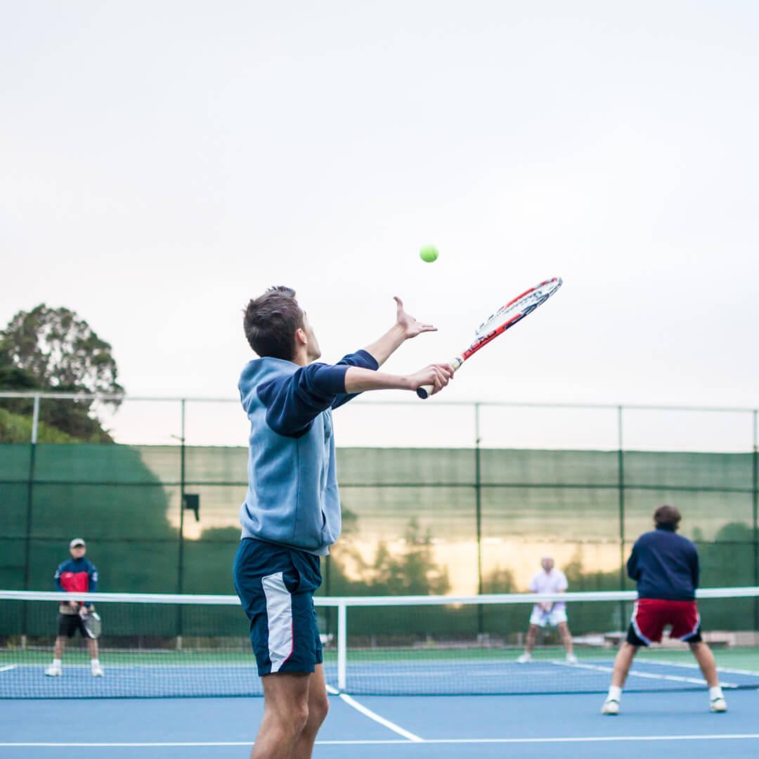 Tennisalbue